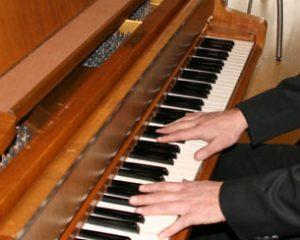 Pianist Jens Kappel